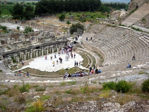 The Ephesian Coliseum